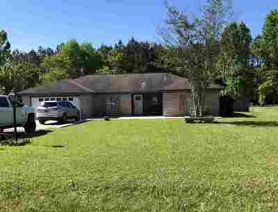 Lumberton Single Family Home For Sale: 7825 Ginger Lane