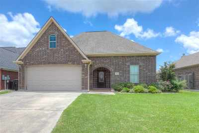 Nederland Single Family Home Contingent On A Sale: 2605 Windmill Ln
