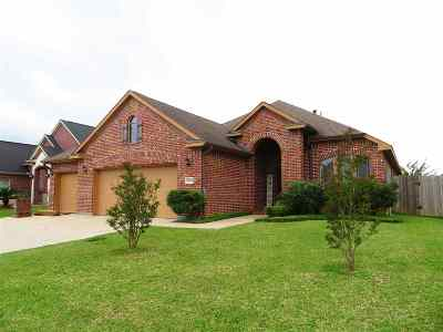 Port Arthur Single Family Home For Sale: 9445 Lisa Ln
