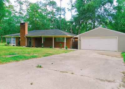 Lumberton Single Family Home For Sale: 475 Hillcrest
