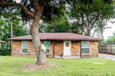 Vidor Single Family Home For Sale: 345 Beach