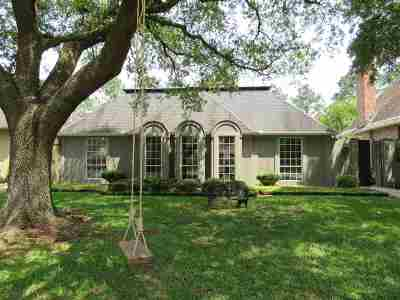 Beaumont Single Family Home For Sale: 4350 Thomas Park