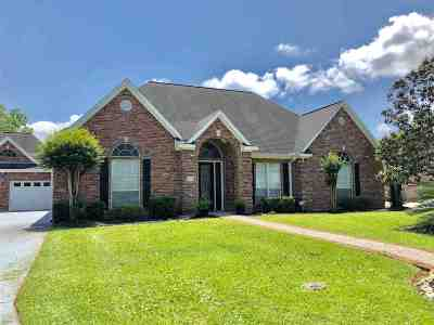 Beaumont Single Family Home For Sale: 5035 Eaheart Circle