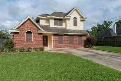 Vidor Single Family Home For Sale: 2480 Waterford Way