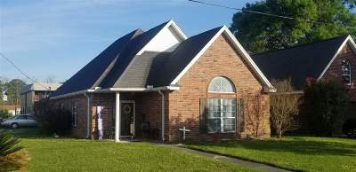 Port Neches Single Family Home For Sale: 2046 6th St
