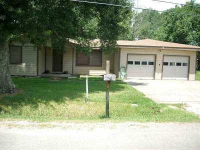Nederland Single Family Home For Sale: 2208 Jefferson