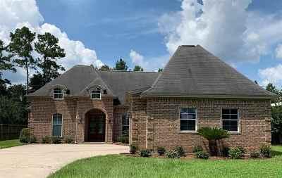 Vidor Single Family Home For Sale: 4185 Oak