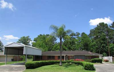 Vidor Single Family Home For Sale: 1285 Lamar