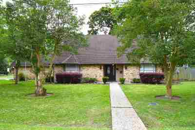 Groves Single Family Home For Sale: 4301 McKinley Avenue