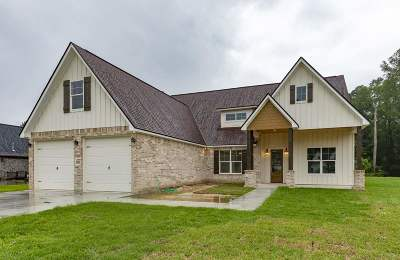 Lumberton Single Family Home For Sale: 8236 Fox Creek Ln