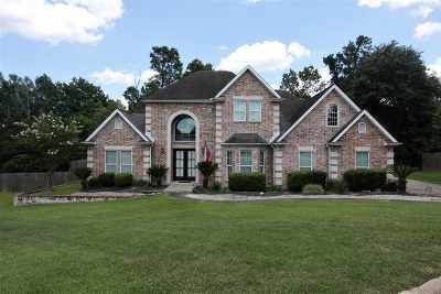 Lumberton Single Family Home For Sale: 107 Estates Dr