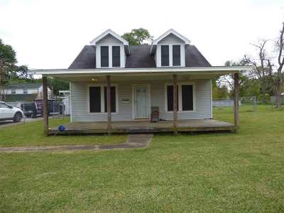 Groves Single Family Home For Sale: 6750 Howe St.