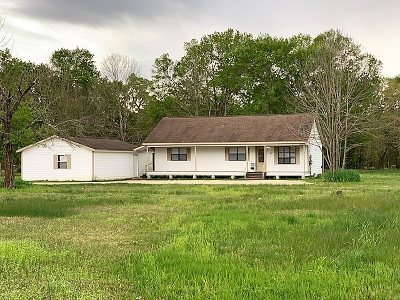 Vidor Single Family Home For Sale: 1325 Doty Rd.