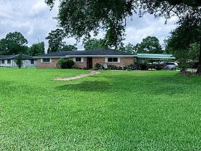 Vidor Single Family Home For Sale: 595 Jackson