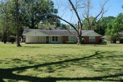 Lumberton Single Family Home For Sale: 160 Neel Avenue