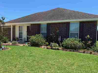 Lumberton Single Family Home For Sale: 5615 N Shadowbend