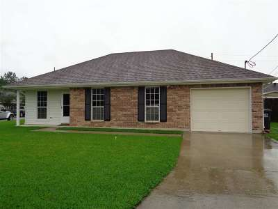 Lumberton Single Family Home For Sale: 5755 S Shadowbend Circle
