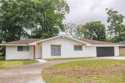Beaumont Single Family Home For Sale: 5130 Milton Dr