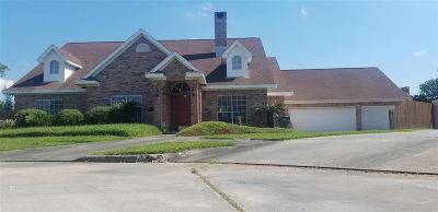 Port Arthur Single Family Home For Sale: 4425 Markwood