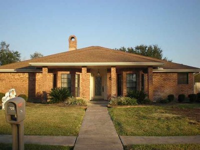 Port Neches Single Family Home For Sale: 726 Sierra