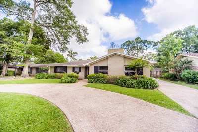 Beaumont TX Single Family Home For Sale: $238,000