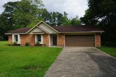 Vidor Single Family Home For Sale: 2665 Lincoln Street