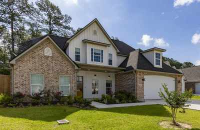 Lumberton Single Family Home For Sale: 8215 Royal Oaks Drive