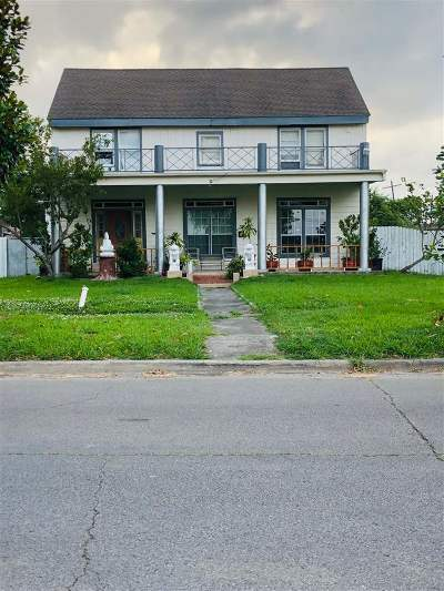 Port Arthur Single Family Home For Sale: 3847 Lakeshore Dr