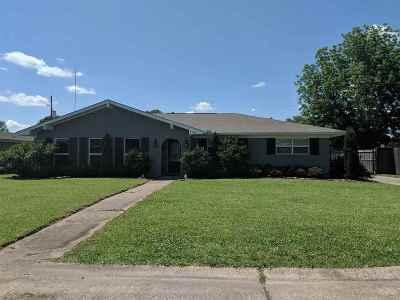 Nederland Single Family Home For Sale: 2708 Memphis