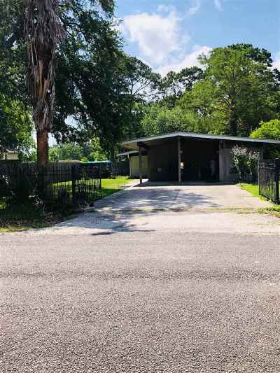 Port Arthur Single Family Home For Sale: 3212 30th St