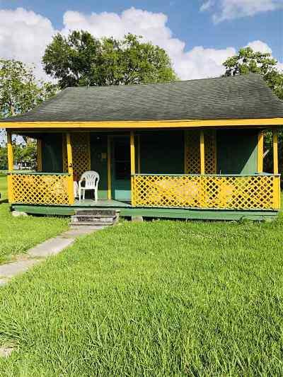 Port Arthur Single Family Home For Sale: 1126 Gulfway