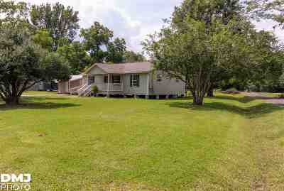 Port Arthur Single Family Home For Sale: 2539 64th St