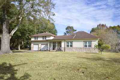 Beaumont Single Family Home For Sale: 5195 Seale Rd.