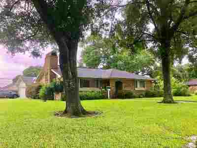 Port Neches Single Family Home For Sale: 2244 9th St