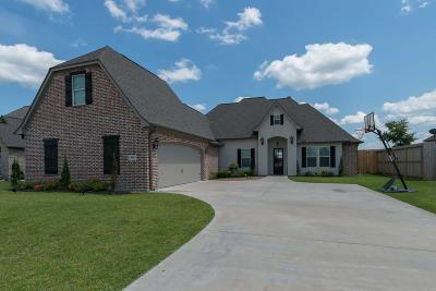 Lumberton Single Family Home For Sale: 1600 Kalas Circle