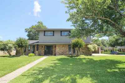 Beaumont Single Family Home For Sale: 5860 Pinkstaff Lane