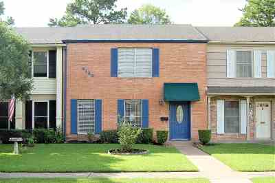 Beaumont Condo/Townhouse For Sale: 6160 Afton Lane