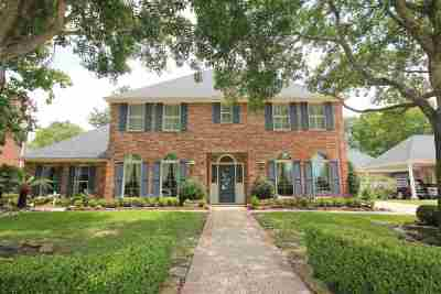 Beaumont Single Family Home For Sale: 4960 Littlewood Dr.