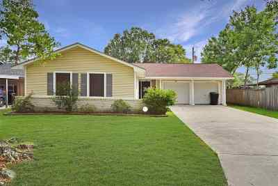 Nederland Single Family Home For Sale: 211 N 34th