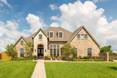 Beaumont TX Single Family Home For Sale: $451,750