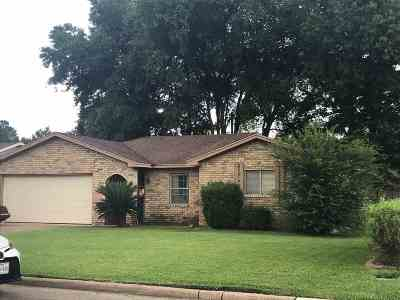 Beaumont TX Single Family Home For Sale: $146,900