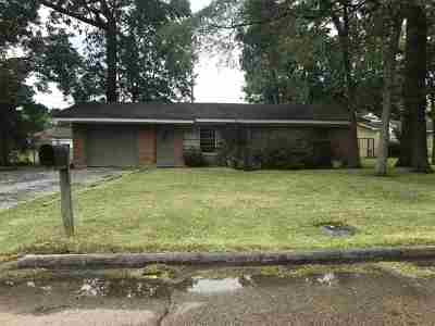 Beaumont TX Single Family Home For Sale: $45,000