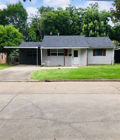 Port Neches Single Family Home For Sale: 905 Montrose