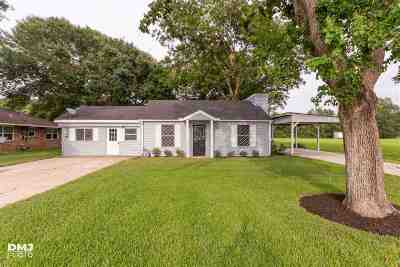 Port Arthur Single Family Home For Sale: 6130 Hazel Avenue