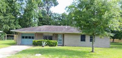 Lumberton Single Family Home For Sale: 200 Benny Ave