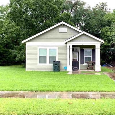 Port Arthur Single Family Home For Sale: 633 W 17th