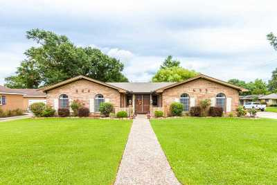 Port Neches Single Family Home For Sale: 1949 Llano
