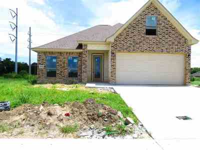 Port Arthur Single Family Home For Sale: 7070 Royal Meadows Blvd