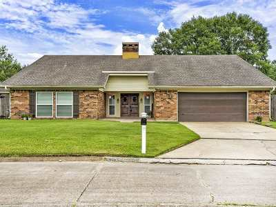 Beaumont TX Single Family Home For Sale: $268,900