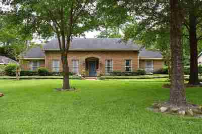 Beaumont TX Single Family Home For Sale: $269,000